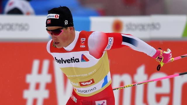 Klaebo open to competing in World Sprint Series, would like to see it in London