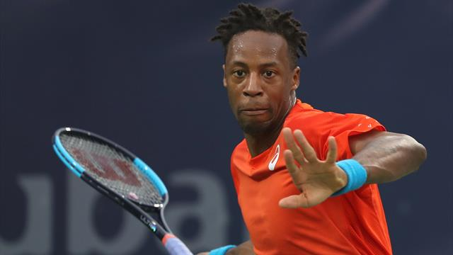 Tennis : Monfils se qualifie pour les quarts à Estoril
