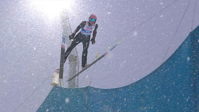 Da 27° a 1°, Dawid Kubacki campione del mondo dal trampolino normale