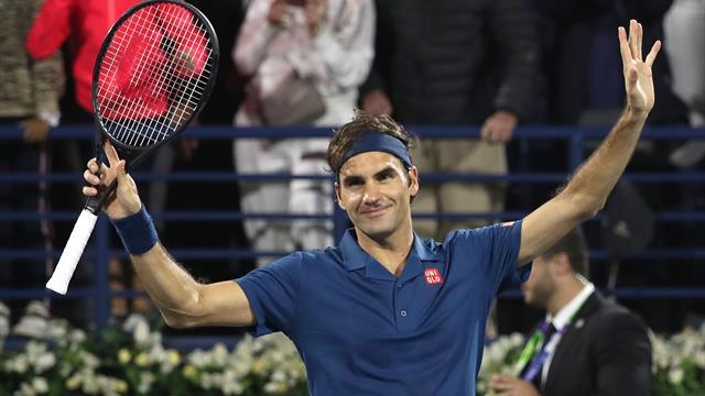 Яркое и красивое деление на ноль Чорича Федерером. Роджер в шаге от сотого титула