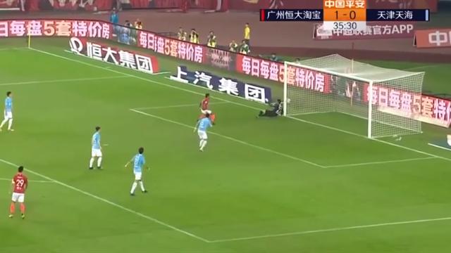 Сложно найти более нелепый момент, чем этот автогол из чемпионата Китая