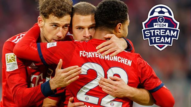 Sieben Deutsche in der Startelf: Sieht so Bayerns Team der Zukunft aus?