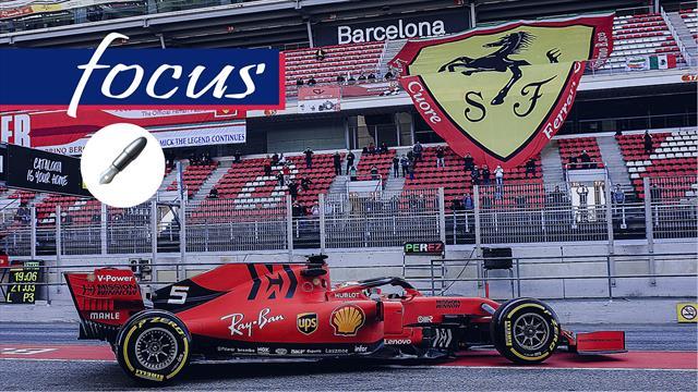 Ferrari spaventa Mercedes, Red Bull con l'incognita Honda. Cosa hanno detto i test di Barcellona