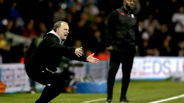 Marcelo Bielsa tells Leeds to stay focused after returning to the top