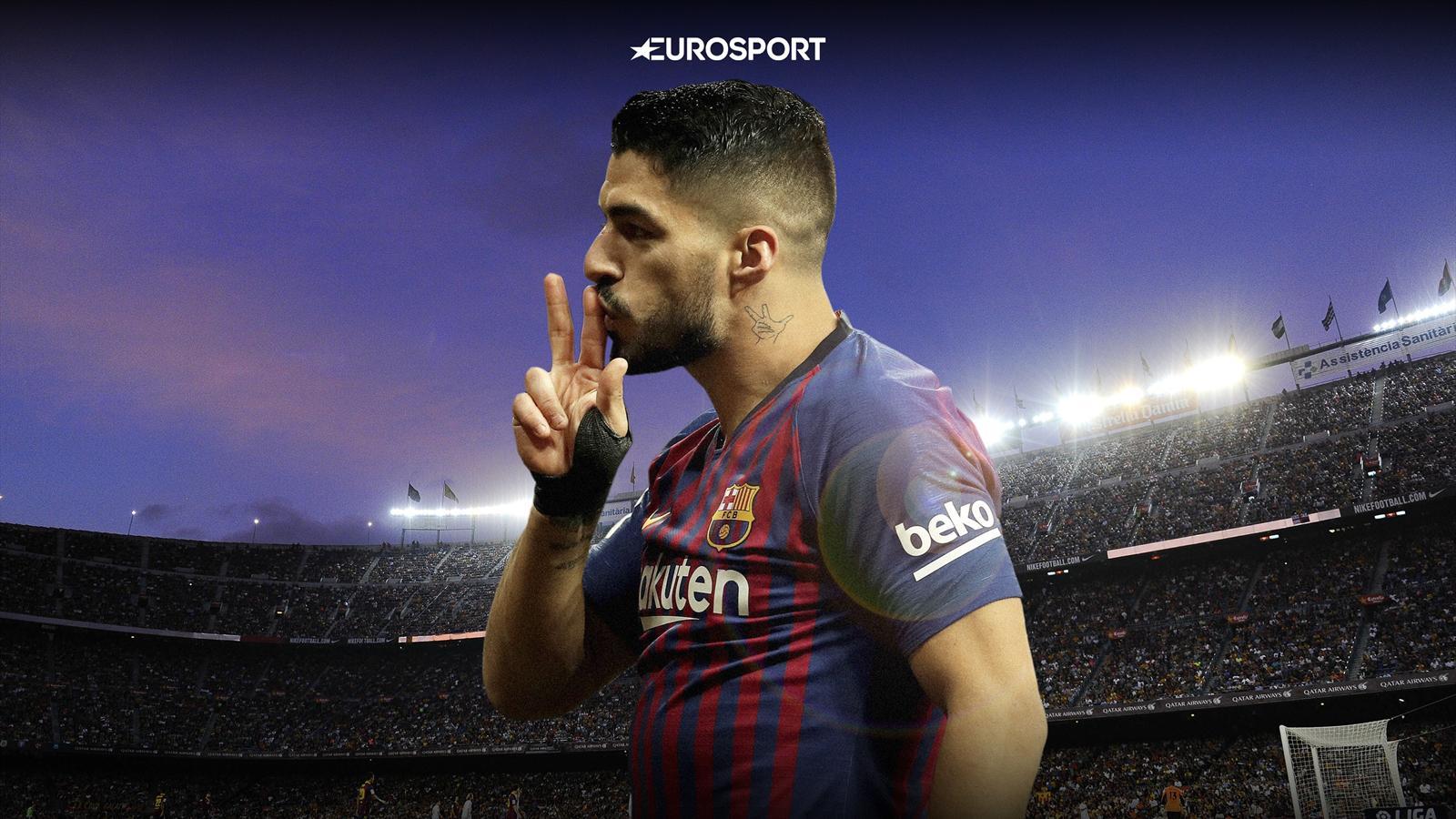Суарес зарешал в Класико. Но «Барселоне» точно стоит задуматься о его замене