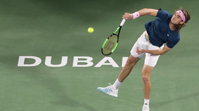 Циципас дебютировал в топ-10, Федерер вернулся в топ-5