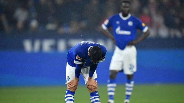 Humilié 4-0 à domicile, Schalke s'enfonce dans la crise