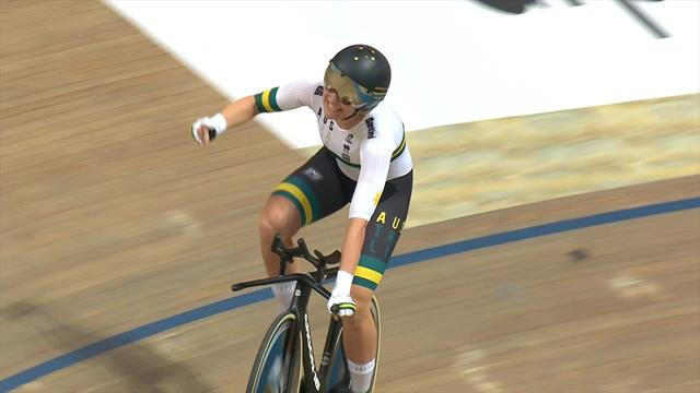 Awesome Ankudinoff continues Australian dominance with Individual Pursuit victory