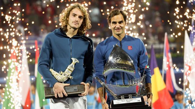 Федерер оформил 100-й титул в карьере