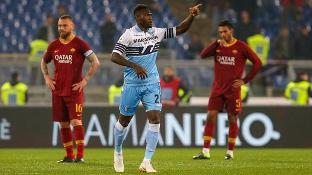"""Képtalálat a következőre: """"lazio-roma 3-0"""""""