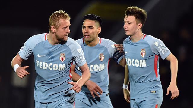 Monaco peut remercier Falcao