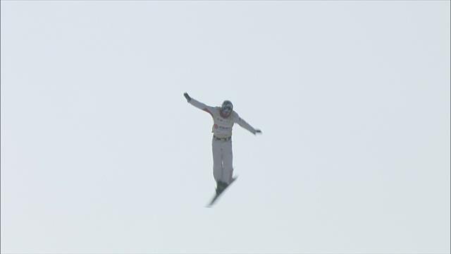 Stunning Xindi Wang jump secures team aerials victory for China