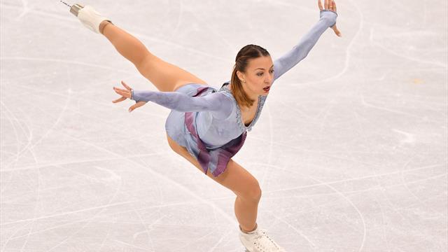 WM-Generalprobe: Eiskunstläuferin Schott Zweite in Innsbruck