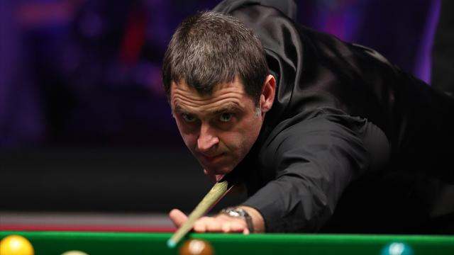 O'Sullivan edges towards 1,000 centuries in victory over Hawkins