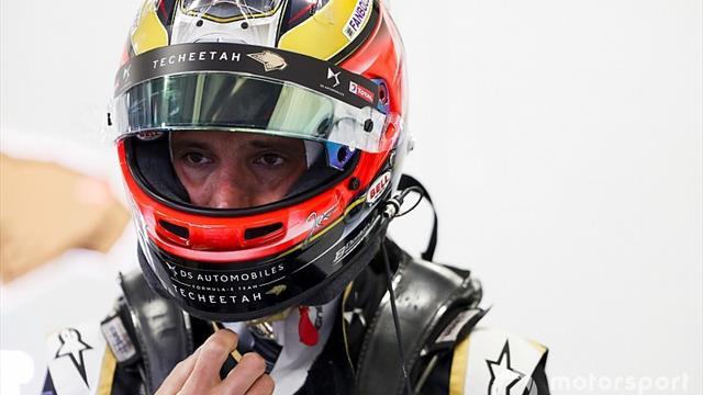 "Angry Vergne says recent Formula E shunts ""not motorsport"""