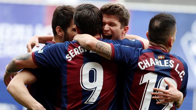 Eibar: Umut aşılayan La Liga kulübü