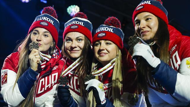 Вяльбе хочет запретить лыжникам из сборной общаться в соцсетях