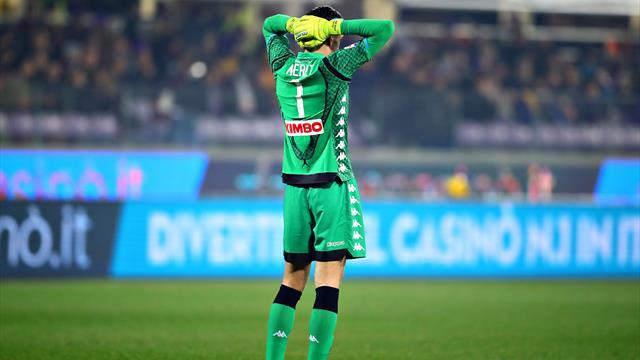 Napoli-Juventus, perché l'espulsione di Meret non c'era. Cosa ha visto il Var?