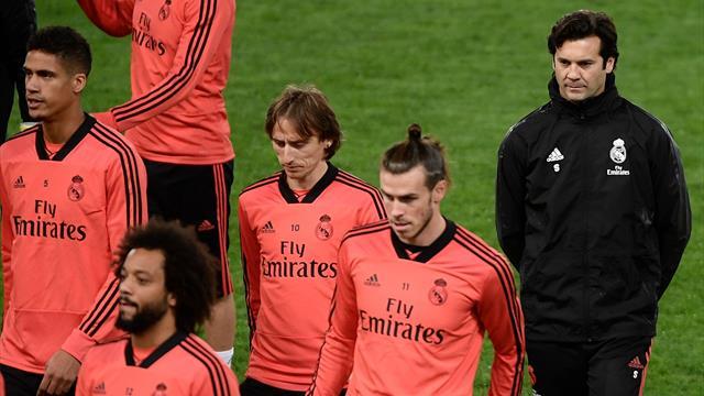 Fracture entre Solari et son vestiaire après la titularisation de Bale