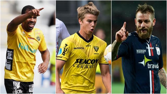 Få oversikt: Bekreftede overganger i Eliteserien