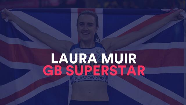 Laura Muir: Europe conquered, world in her sights