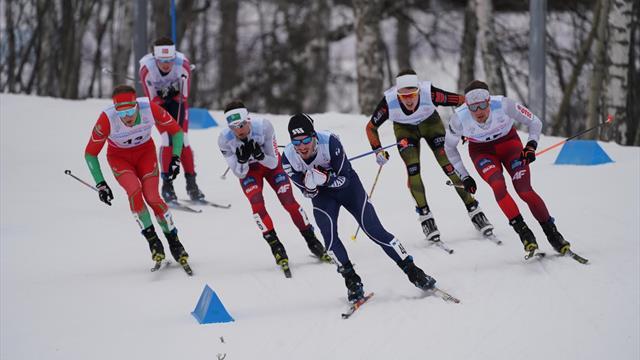 Universiades d'hiver 2019 : Monvoisin et Fercoq en argent, Haro et Cottet-Puinel en bronze