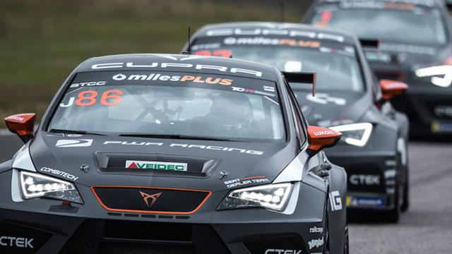 PWR takes on #WTCR2019SUPERGRID with two-car CUPRA team