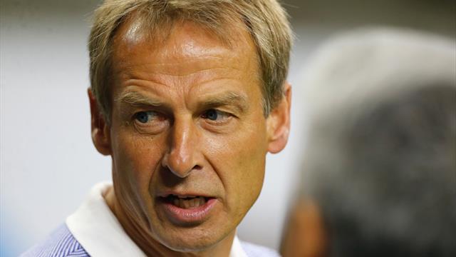 """""""Alarmstufe Rot"""" - Klinsmann kritisiert deutschen Fußball"""