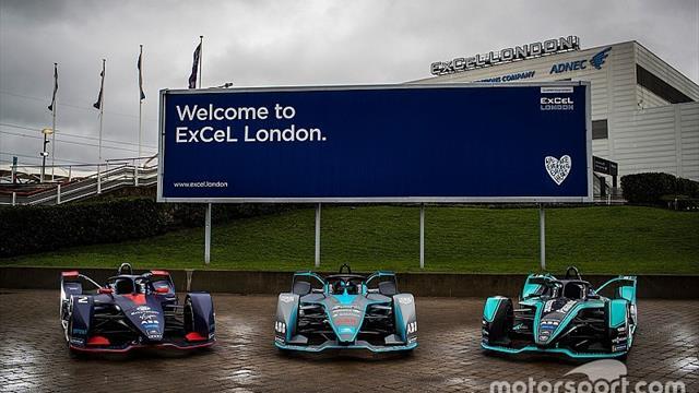 La Fórmula E regresa a Londres para la temporada 2019/20