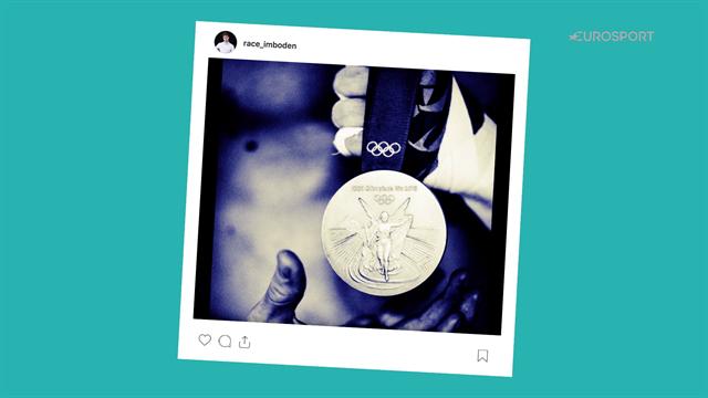 Los secretos de Instagram de Race Imboden, una de las estrellas de Estados Unidos