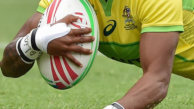 Australische Rugby-Kapitänin beißt Gegnerin