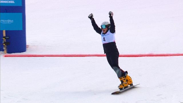 Universiada 2019: La coreana Jeong gana el oro en el súpergigante paralelo