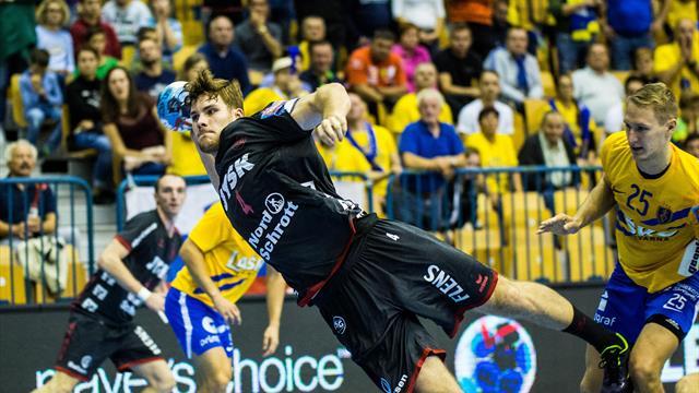 Handball: Flensburg verlängert mit Hauptsponsor