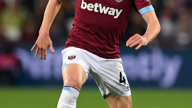 West Ham's Declan Rice's England switch given the nod by Federation Internationale de Football Association