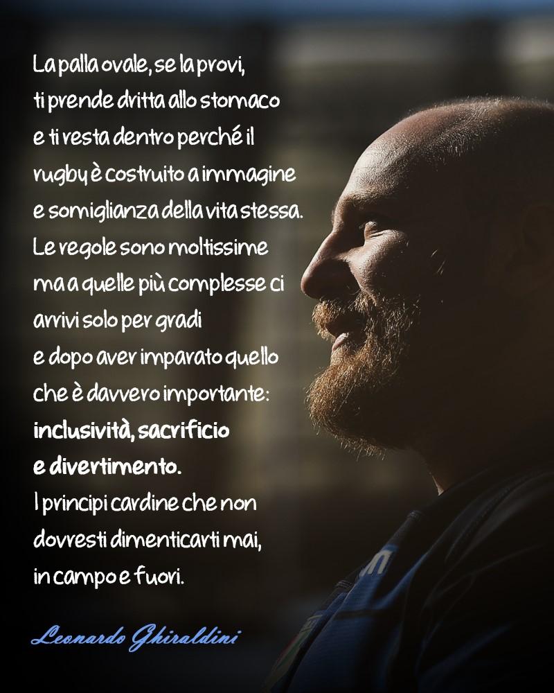 Leonardo Ghiraldini - Ogni singola nota