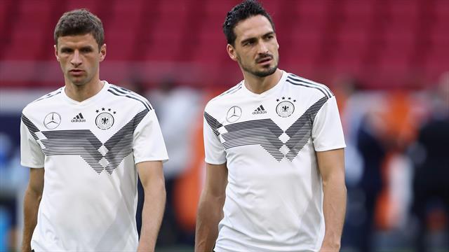 Müller, Hummels et Boateng ne seront plus convoqués avec l'Allemagne !