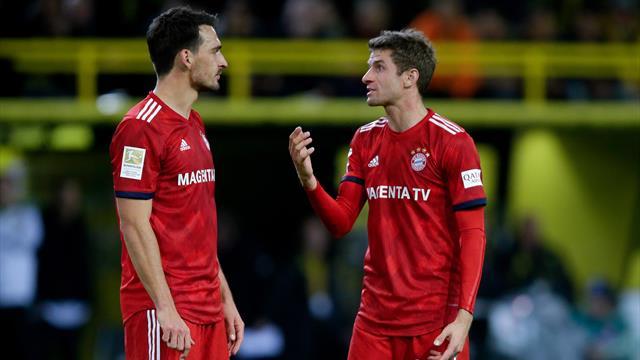 Hummels, Müller, Boateng : Hoeness a des choses à dire à Löw