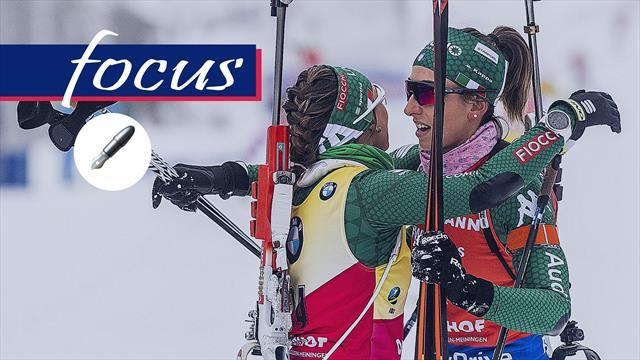 Wierer, Vittozzi, staffetta mista: Puppo e Ambesi rispondono alle 5 domande dei Mondiali di biathlon