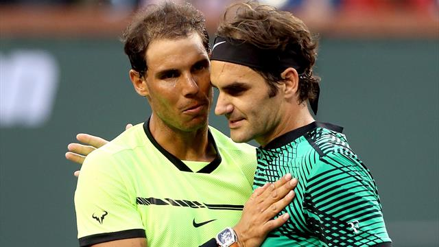 Nadal pulls out with injury before Federer semi-final