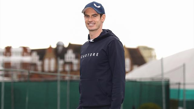 'Pain-free' Murray keen to complete miracle comeback