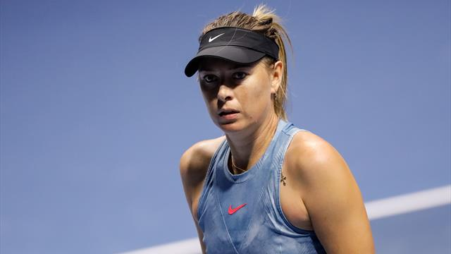 Sharapova fera son retour à Majorque