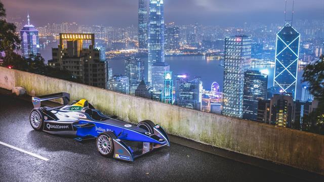 Космополитният Хонг Конг приема Формула Е
