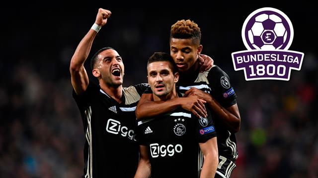 Das heißeste Team Europas: Das sind Ajax' Top-Talente