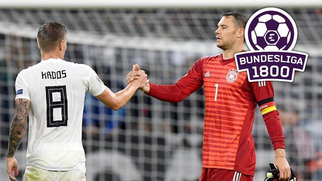 Löw streicht drei Weltmeister aus DFB-Kader: Auch Kroos und Neuer müssen zittern