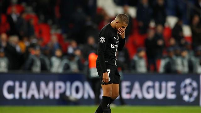 Biggest bottlers in world football   Fans react to PSG s Champions League  exit cd5e52cc4