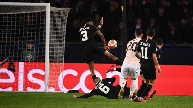 """Derrien sur le geste de Kimpembe : """"Il y a main, mais le penalty est sévère"""""""