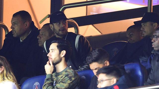 Et maintenant, Neymar risque une suspension…