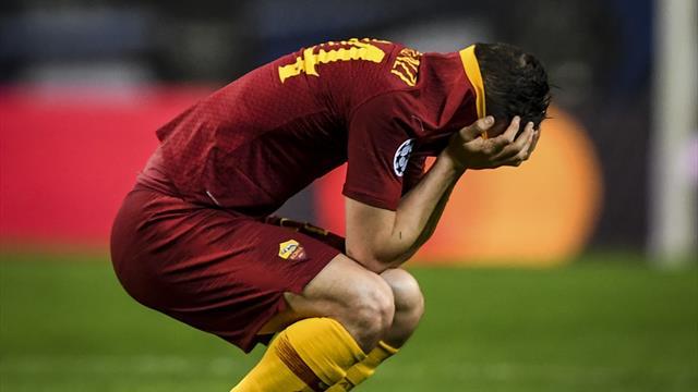 L'AS Rome en danger après sa défaite face à la SPAL