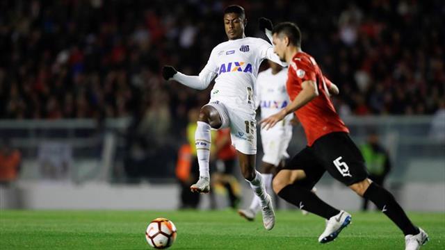 Independiente goleó al Atlas — Copa Argentina