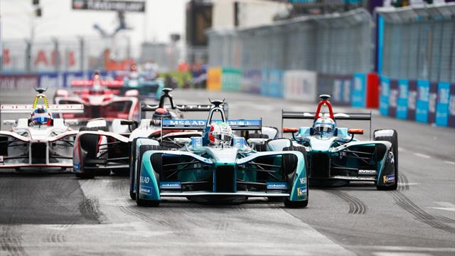 D'Ambrosio busca ampliar su ventaja sobre Da Costa en el E-Prix de Hong Kong, en Eurosport